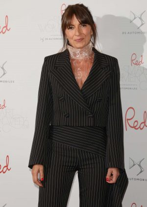 Davina McCall - Red Magazine's 20th Birthday Party in London