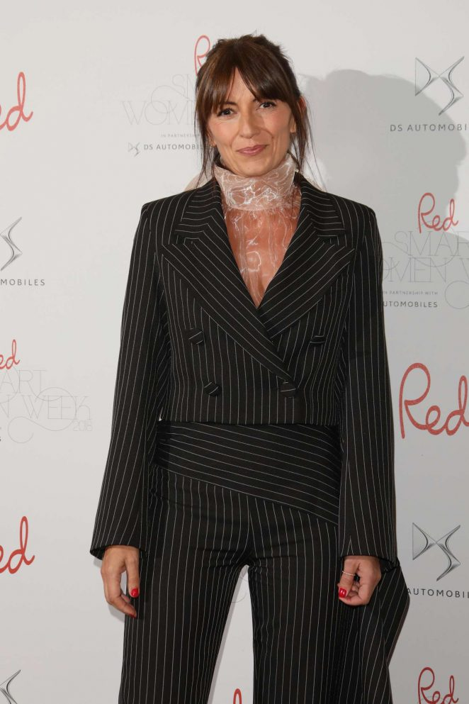 Davina McCall – Red Magazine's 20th Birthday Party in London
