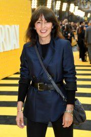 Davina McCall - 'Yesterday' Premiere in London
