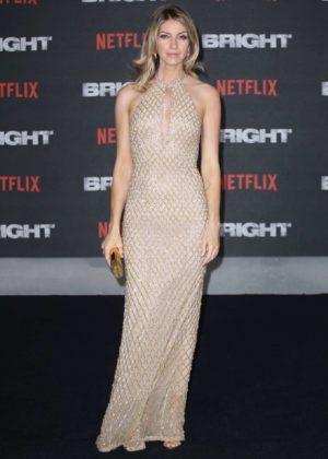 Dawn Olivieri - 'Bright' Premiere in London