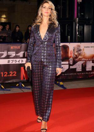 Dawn Olivieri - 'Bright' Premiere in Tokyo