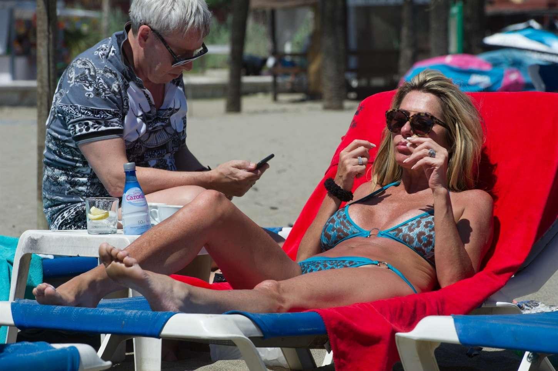 Dawn Ward 2017 : Dawn Ward: Wearing Bikini in Marbella-05