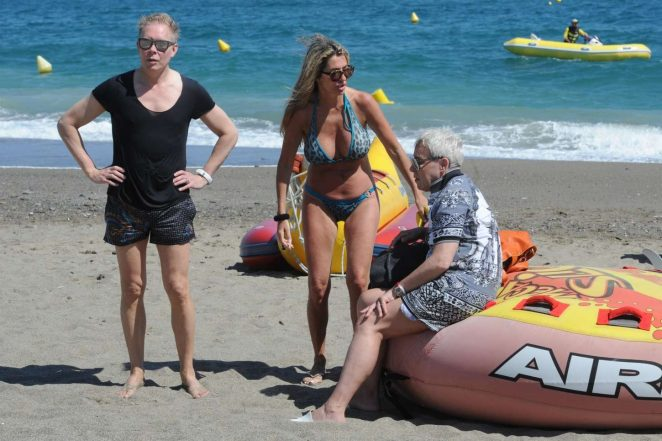 Dawn Ward 2017 : Dawn Ward: Wearing Bikini in Marbella-26