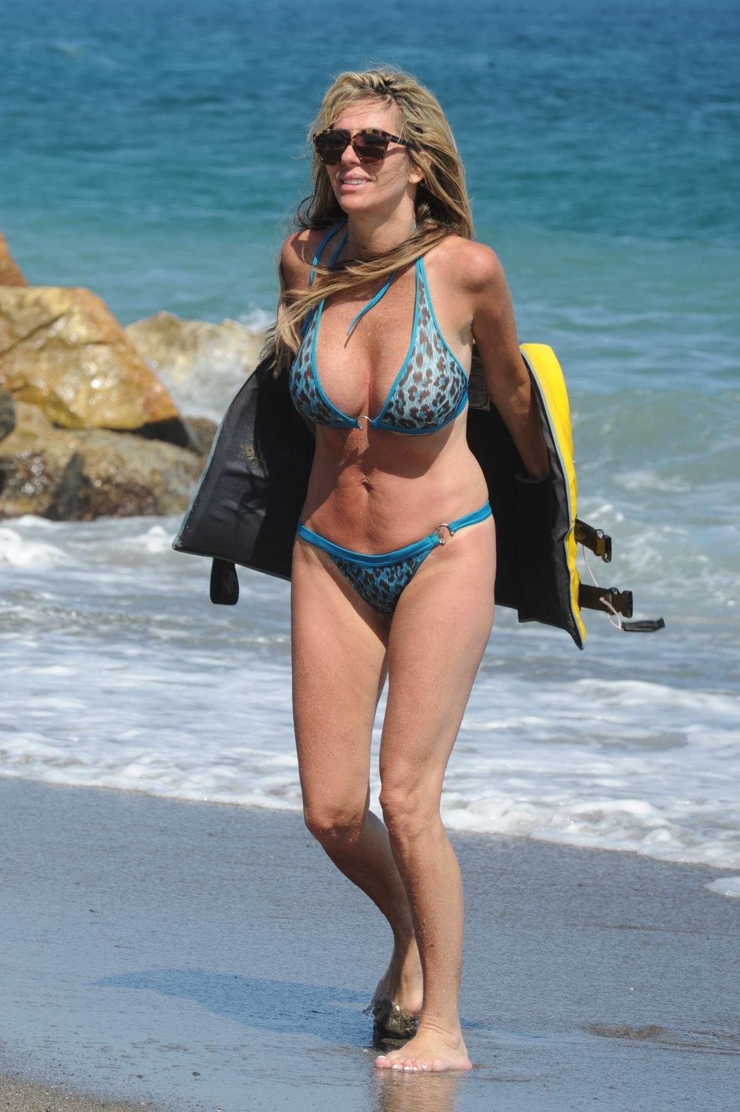 Dawn Ward 2017 : Dawn Ward: Wearing Bikini in Marbella-32