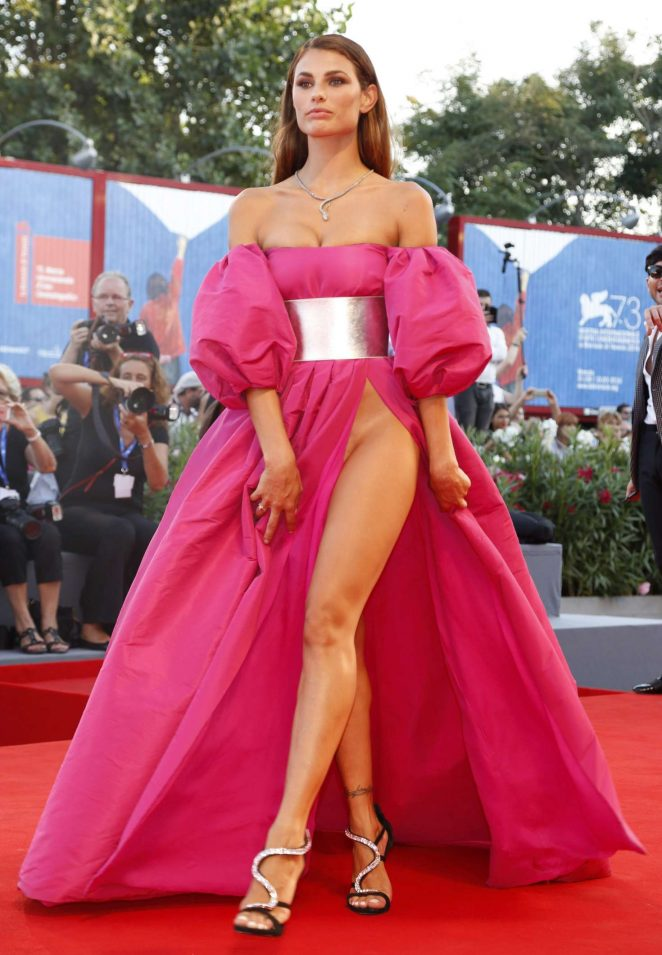 Dayane Mello - 'The Young Pope' Premiere at 73rd Venice Film Festival in Italy