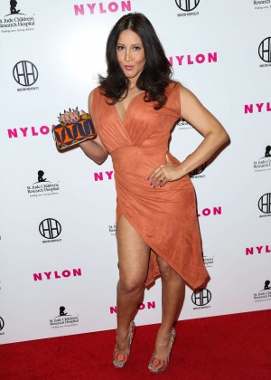 Deana Molle - NYLON Magazine's Muses And Music Party in LA
