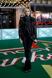 Debbie Gibson - 93rd Annual Macy's Thanksgiving Day Parade Rehearsals in NYC