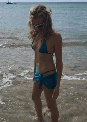 Hailey lockhart spank