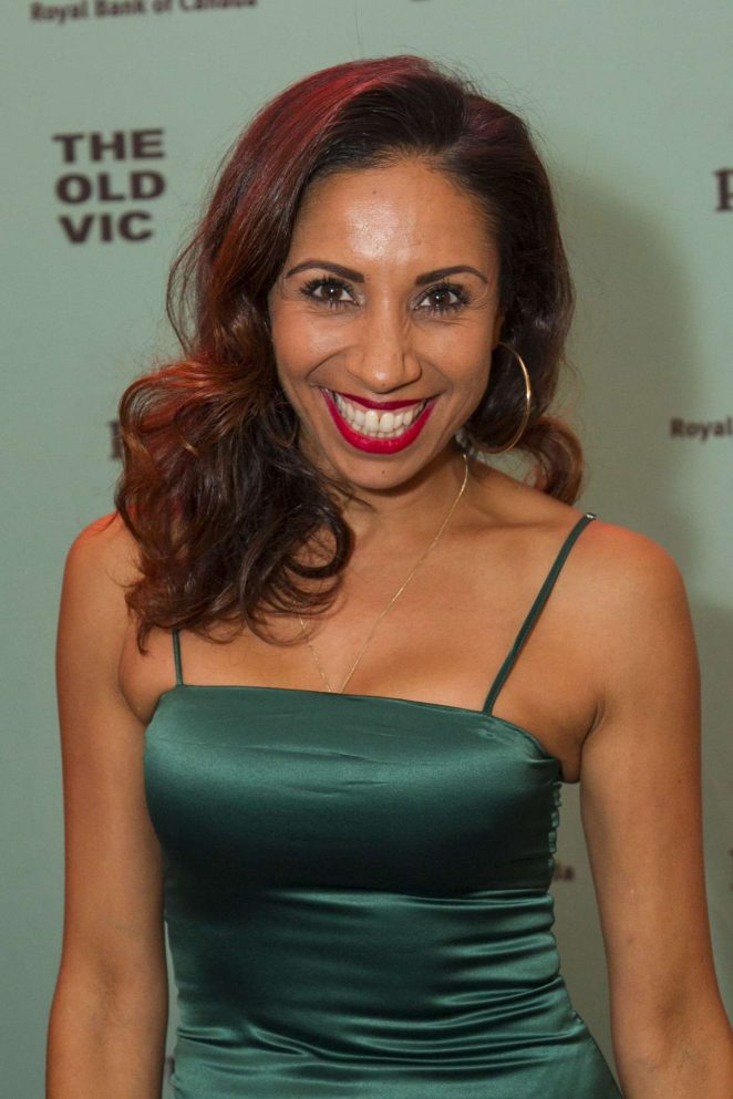 Debbie Kurup - 'Girl from the North Country' Party in London
