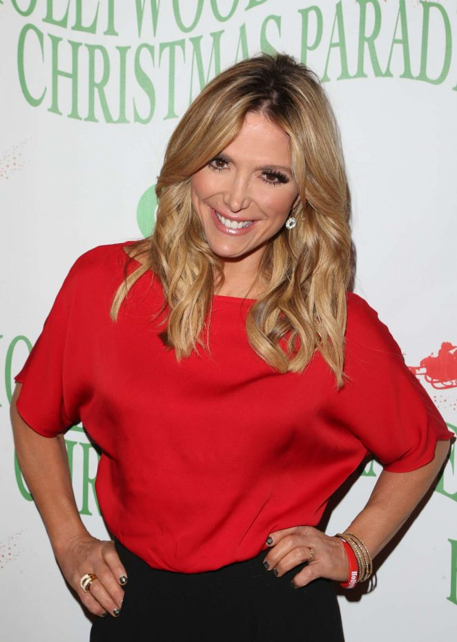 Debbie Matenopoulos - 85th Annual Hollywood Christmas Parade in Hollywood