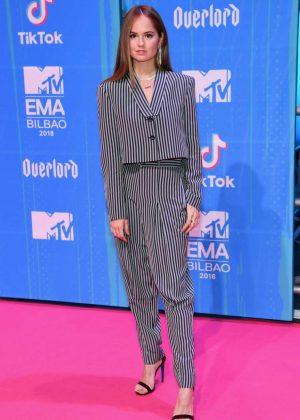 Debby Ryan - 2018 MTV Europe Music Awards in Bilbao
