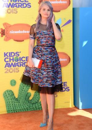 Debby Ryan: 2015 Nickelodeon Kids Choice Awards -06