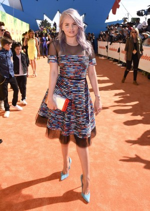 Debby Ryan: 2015 Nickelodeon Kids Choice Awards -07