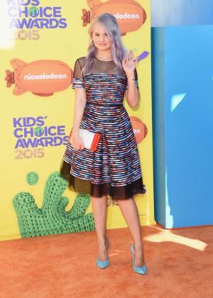 Debby Ryan: 2015 Nickelodeon Kids Choice Awards -14