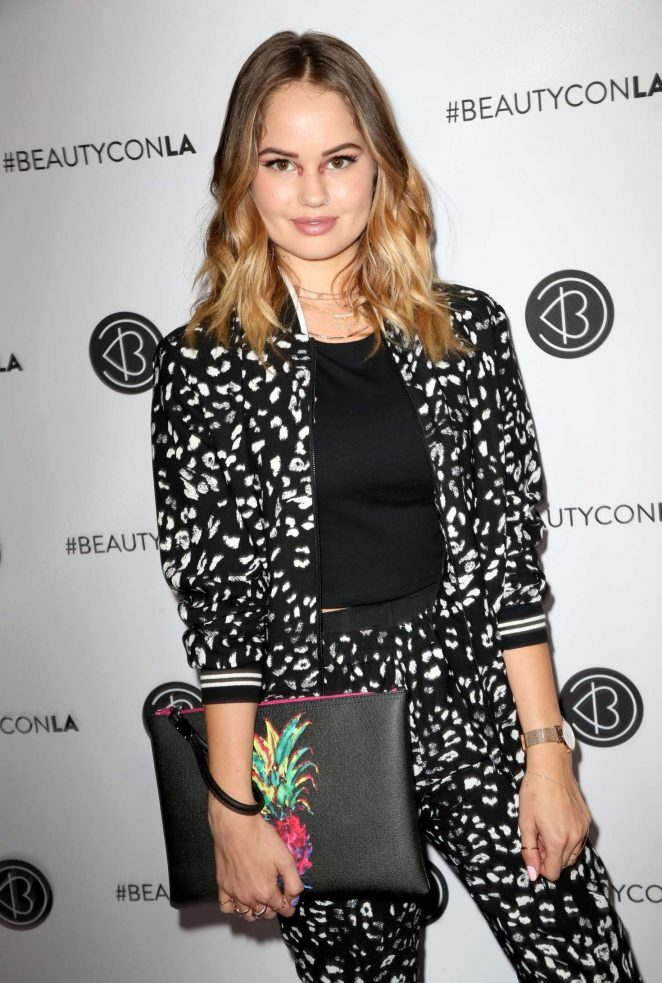 Debby Ryan - 5th Annual Beautycon Festival in Los Angeles day 2