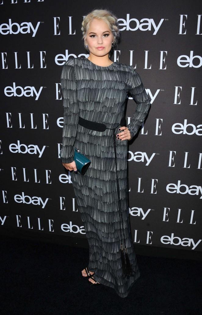 Debby Ryan – 6th annual ELLE Women in Music Celebration in Hollywood
