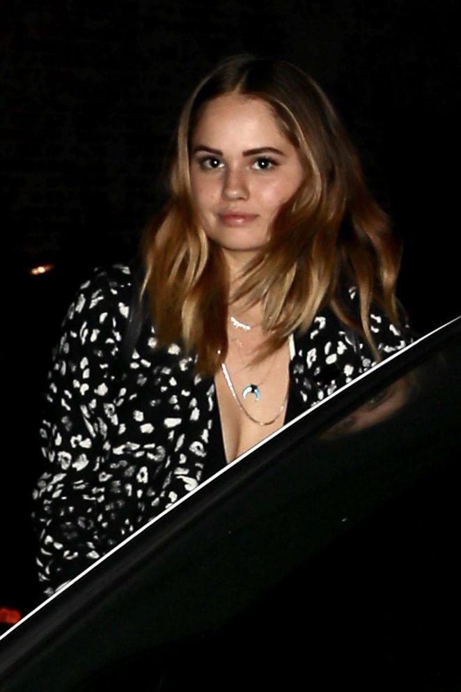 Debby Ryan at Avenue in Hollywood