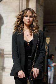 Debby Ryan - Balmain Womenswear SS 2020 Show at Paris Fashion Week