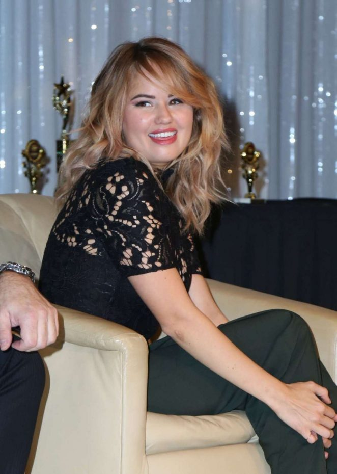 Debby Ryan - Celebrity Experience Winter 2017 in Universal City
