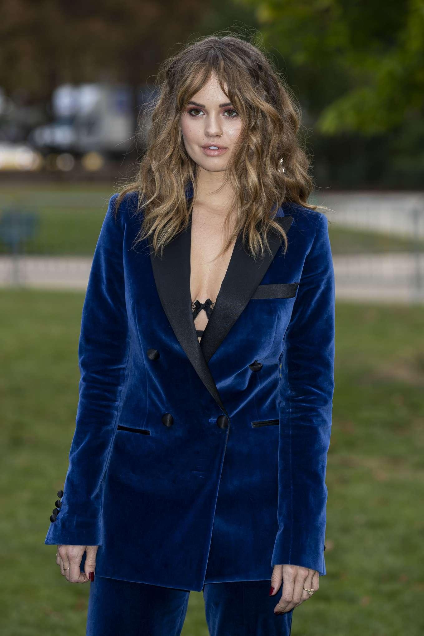 Debby Ryan - Elie Saab Womenswear SS 2020 Show at Paris ...