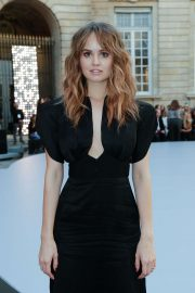 Debby Ryan - 'Le Defile L'Oreal Paris' Show at Paris Fashion Week