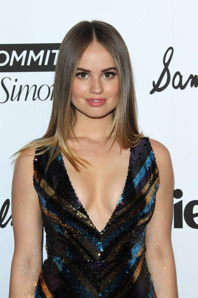 Debby Ryan Marie Claires 5th Annual Fresh Faces