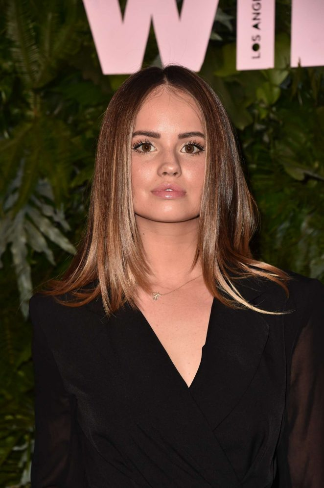 Debby Ryan - Max Mara WIF Face Of The Future in Los Angeles