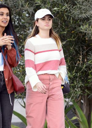 Debby Ryan - Shopping in Los Angeles