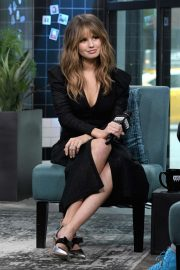 Debby Ryan - Visit AOL Build in NYC
