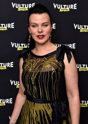 Debi Mazar - Happy Endings Reunion! at Vulture Festival 2016 in NY