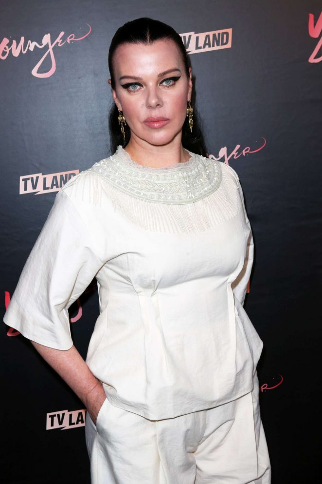 Debi Mazar - 'Younger' TV Show Premiere in New York