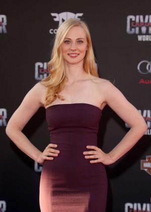 Deborah Ann Woll - 'Captain America: Civil War' Premiere in Hollywood