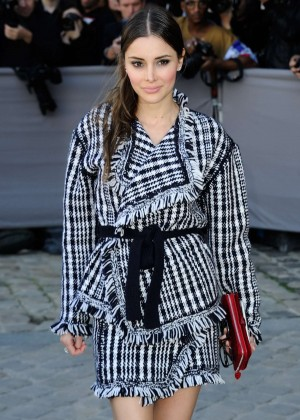 Deborah Hung - Christian Dior Show in Paris