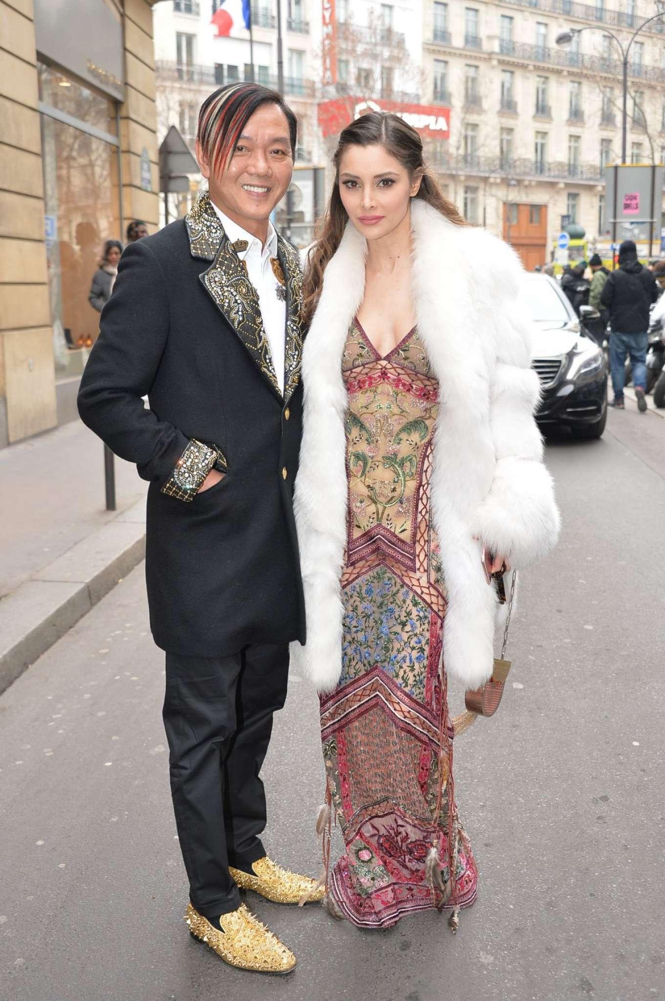 Deborah Valdez Hung: Jean-Paul Gaultier Fashion Show 2017 -03 ...