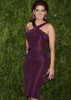 Debra Messing - 2015 Tony Awards in New York