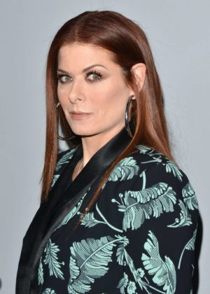 Debra Messing - 2017 NBCUniversal Holiday Kick Off Event in LA