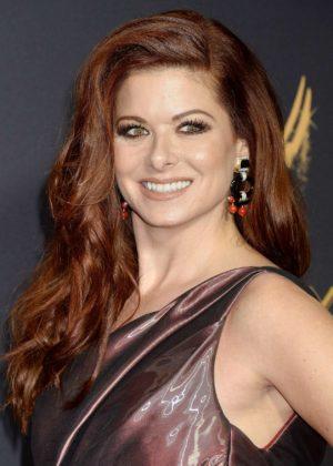 Debra Messing - 2017 Primetime Emmy Awards in Los Angeles