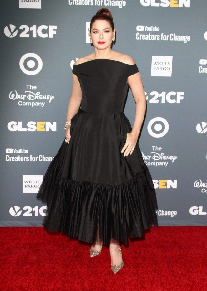 Debra Messing - 2018 GLSEN Respect Awards held - Beverly Wilshire Hotel Beverly Hills