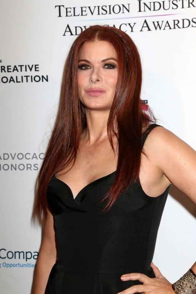 Debra Messing – 2018 Television Industry Advocacy Awards in LA
