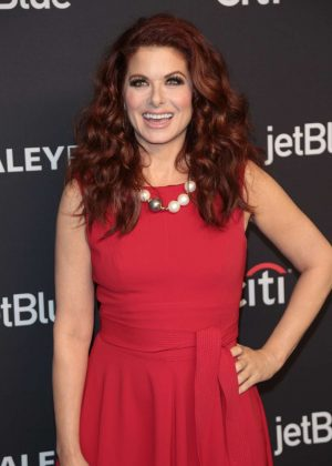 Debra Messing - 'Will and Grace' Premiere at 2018 PaleyFest LA in Hollywood