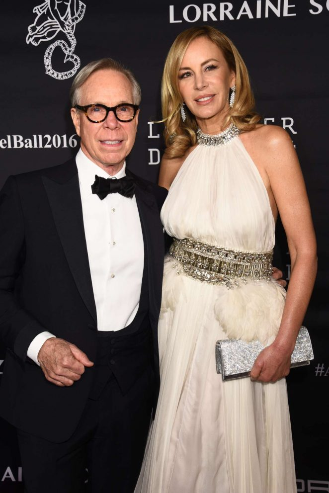 Dee Ocleppo Hilfiger - Gabrielle's Angel Ball 2016 in New York