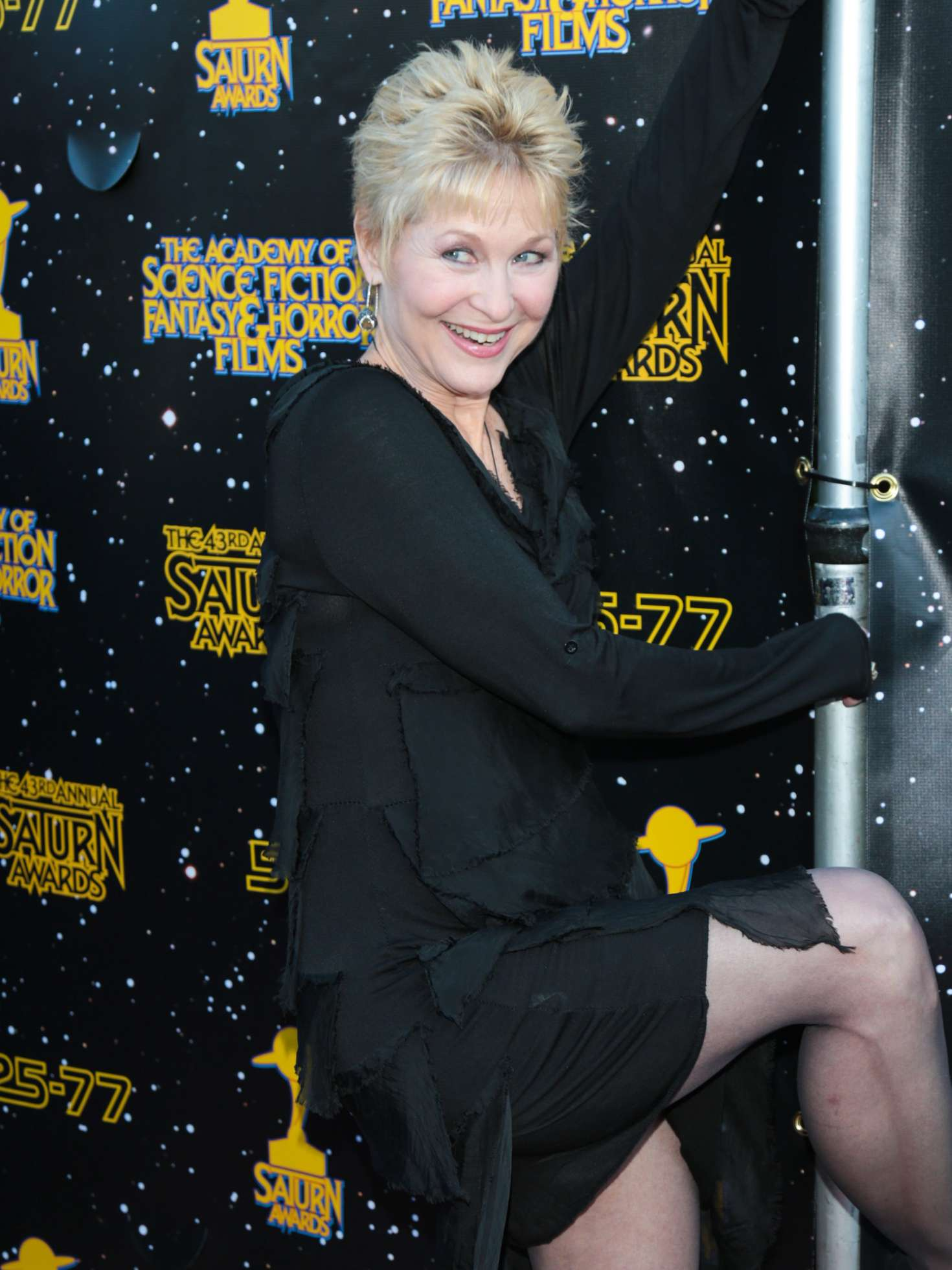 Dee wallace saturn awards in los angeles new foto