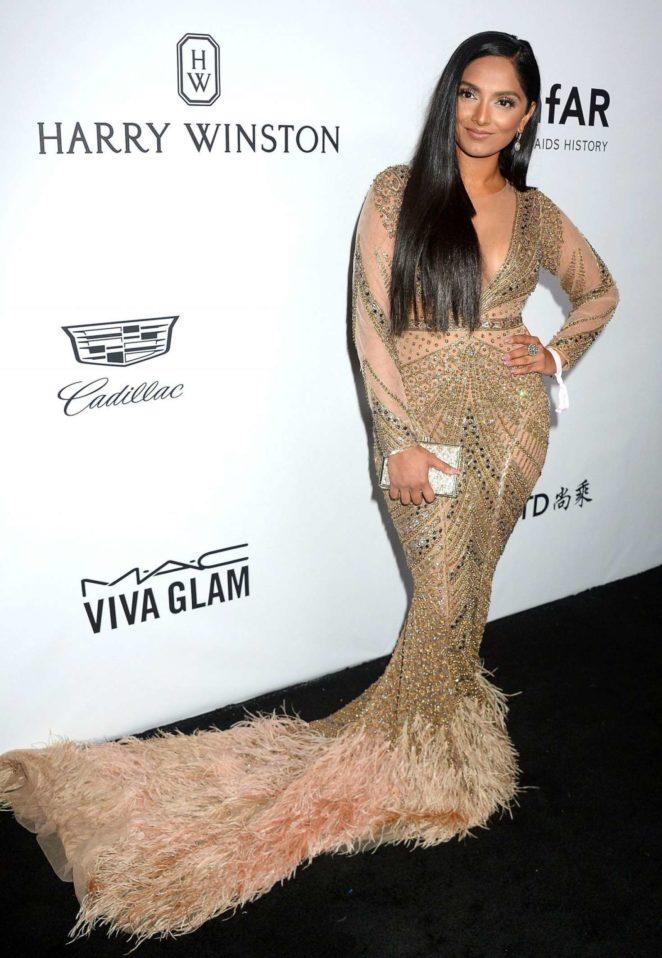 Deepica Mutyala - amfAR Gala Los Angeles 2017 in Beverly Hills
