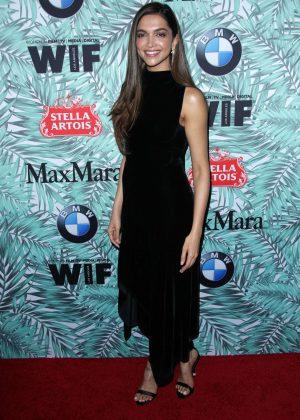 Deepika Padukone - 10th Annual Women in Film Pre-Oscar Cocktail Party in LA