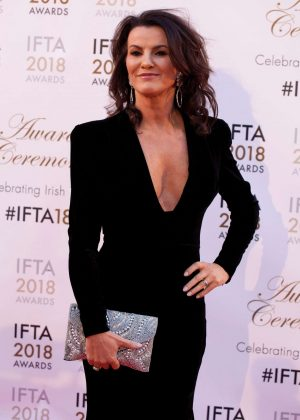 Deirdre O'Kane - 2018 IFTA Film and Drama Awards in Dublin