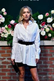 Delilah Belle Hamlin - Lily Aldridge Parfums Launch Event in NYC