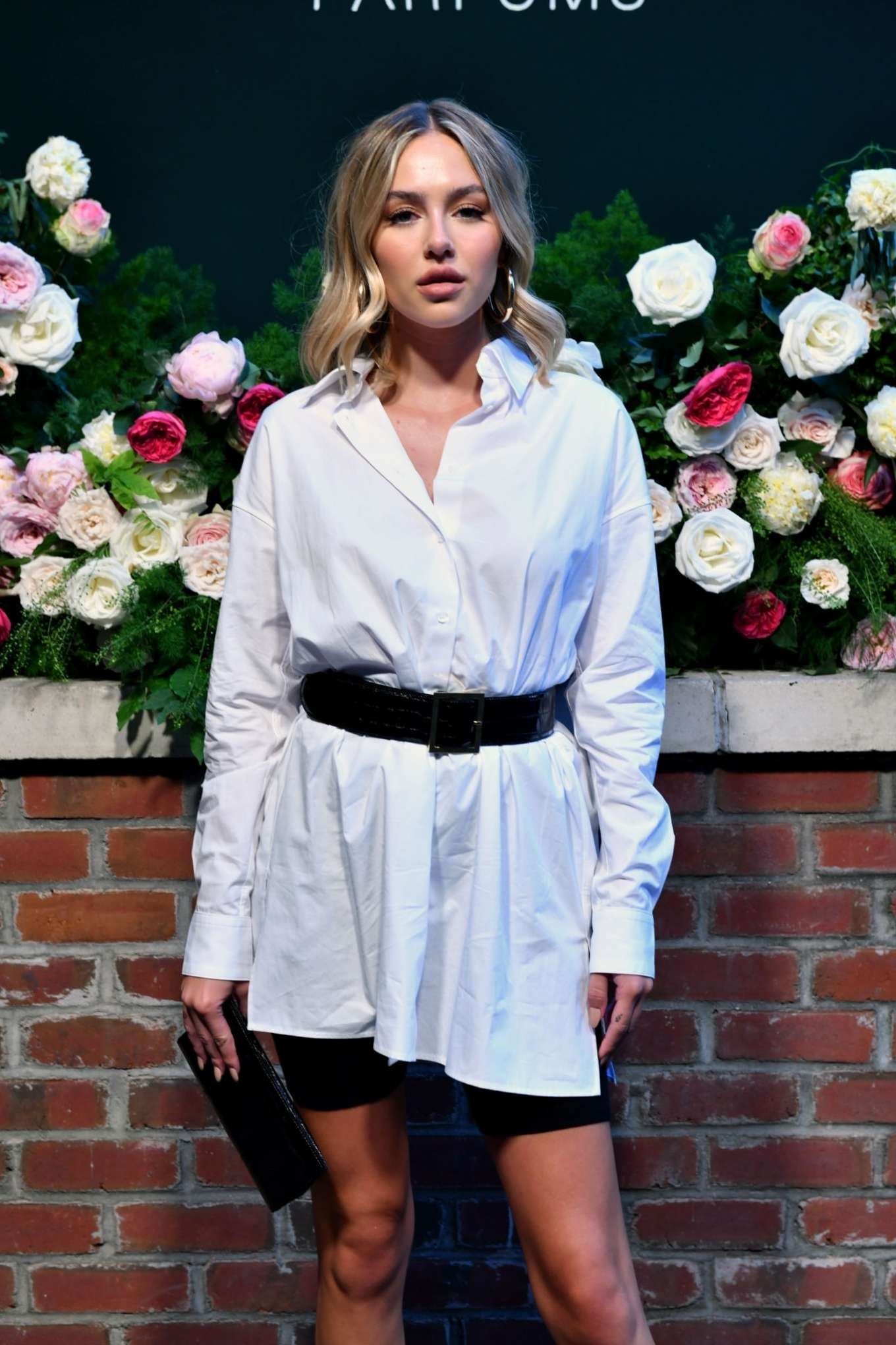 Delilah Belle Hamlin - Lily Aldridge Parfums Launch Event in NYC