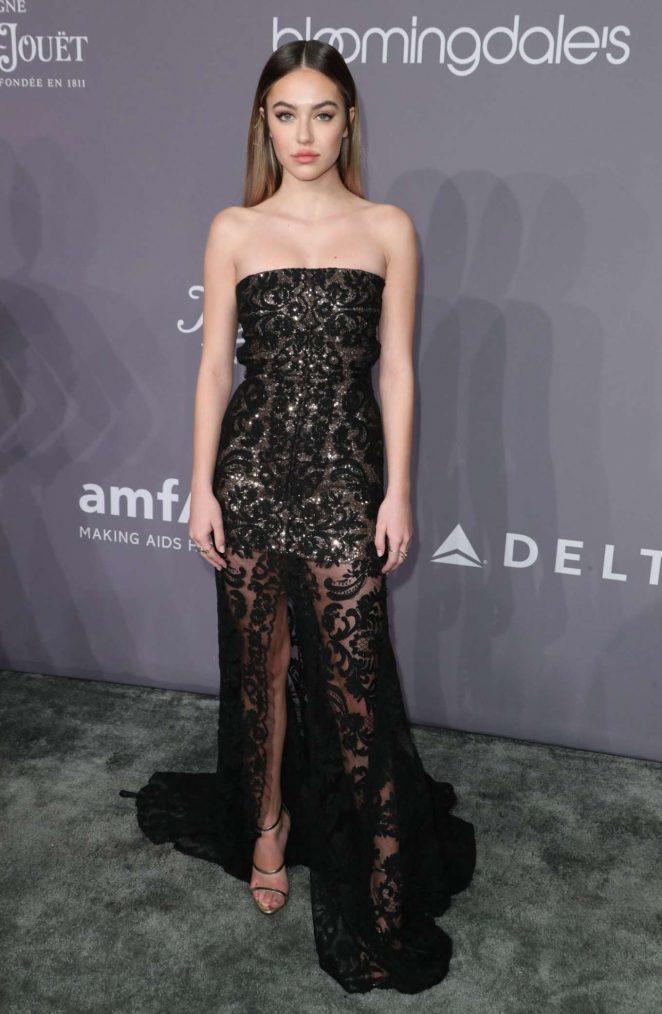 Delilah Hamlin - 2018 amfAR Gala in New York