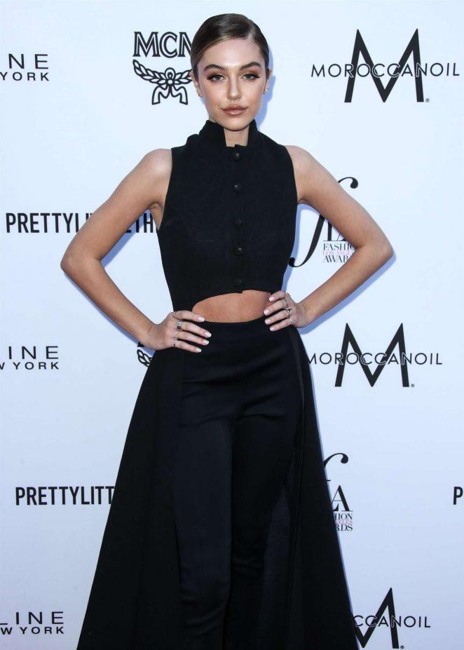 Delilah Hamlin - 2018 Fashion Los Angeles Awards in LA