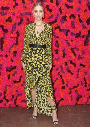 Delilah Hamlin - Alice + Olivia Fashion Show in New York
